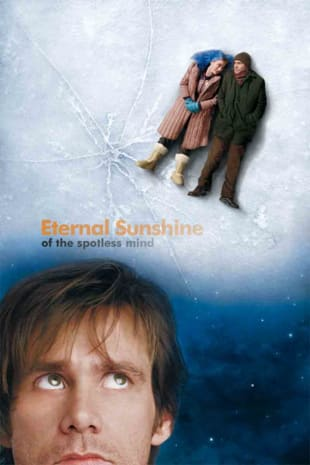 movie poster for Eternal Sunshine of the Spotless Mind
