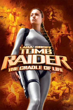 movie poster for Lara Croft Tomb Raider: The Cradle Of Life