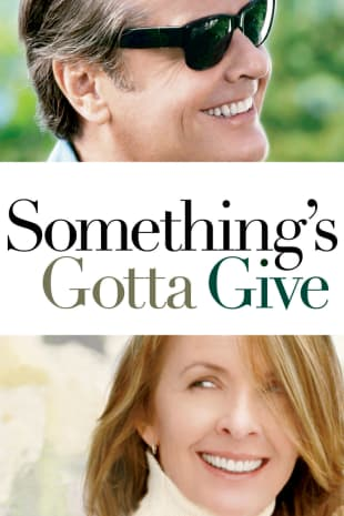 movie poster for Something's Gotta Give