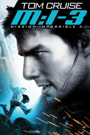 movie poster for Mission: Impossible III