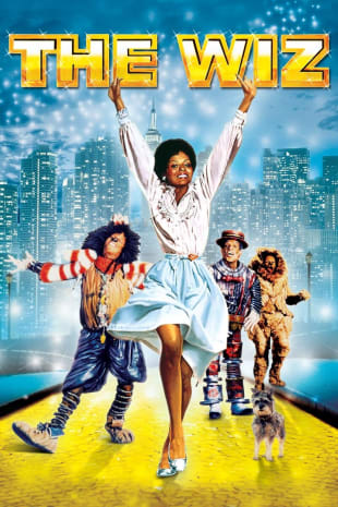 movie poster for The Wiz