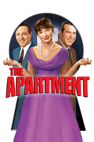 movie poster for The Apartment