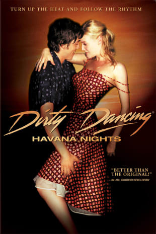 movie poster for Dirty Dancing: Havana Nights