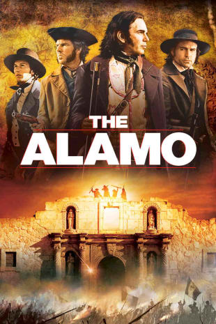 movie poster for The Alamo