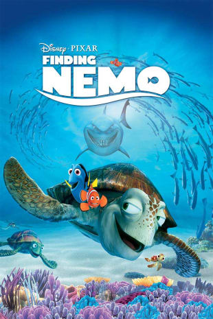 movie poster for Finding Nemo
