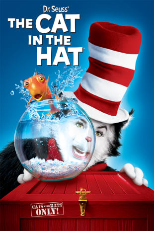 movie poster for Dr. Seuss' The Cat In The Hat