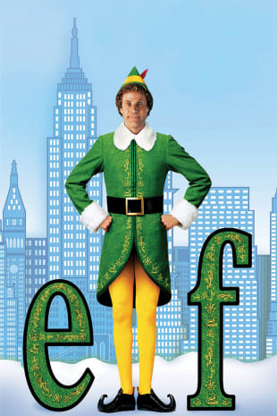movie poster for Elf