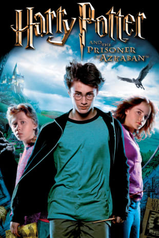 movie poster for Harry Potter And The Prisoner Of Azkaban