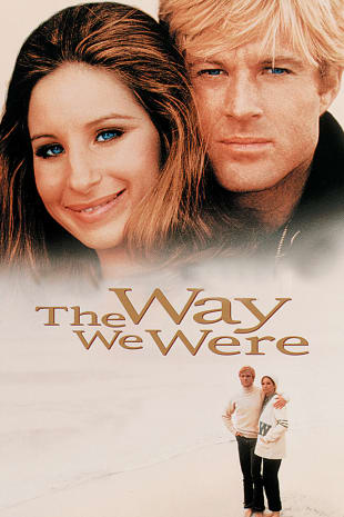 movie poster for The Way We Were