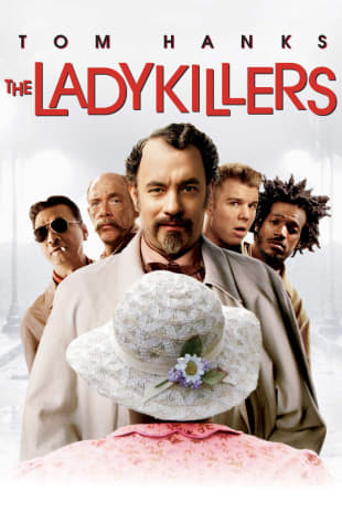 movie poster for The Ladykillers