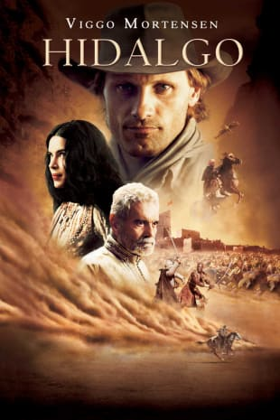 movie poster for Hidalgo