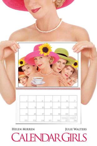 movie poster for Calendar Girls