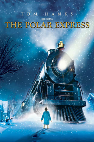 movie poster for The Polar Express