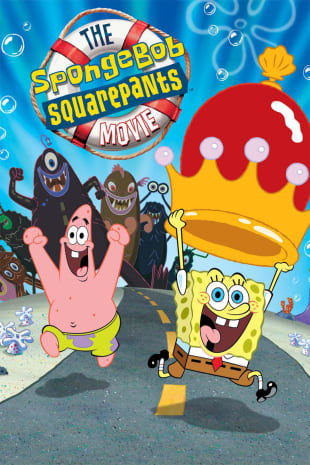 movie poster for The SpongeBob SquarePants Movie