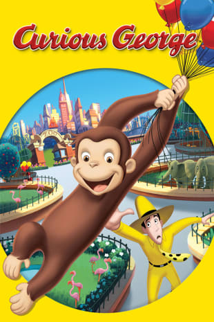 movie poster for Curious George