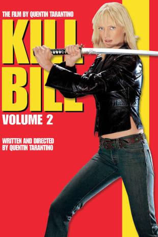 movie poster for Kill Bill Vol. 2