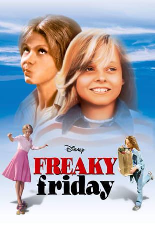movie poster for Freaky Friday (1977)