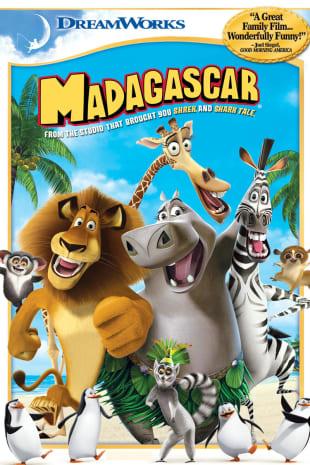 movie poster for Madagascar
