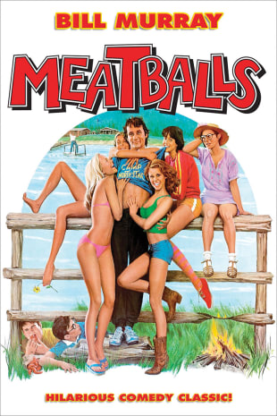 movie poster for Meatballs (1979)