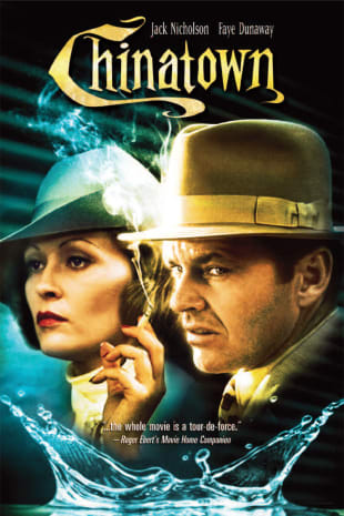 movie poster for Chinatown