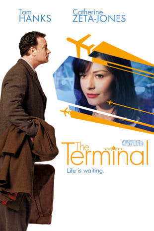 movie poster for The Terminal