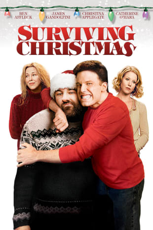 movie poster for Surviving Christmas