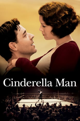 movie poster for Cinderella Man