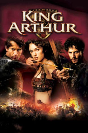 movie poster for King Arthur