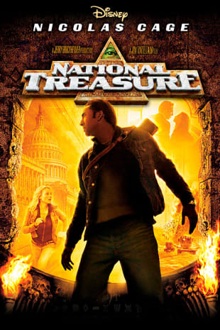 movie poster for National Treasure (2004)
