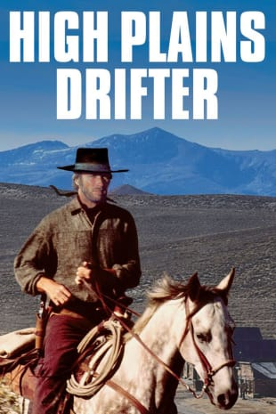 movie poster for High Plains Drifter