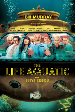 movie poster for The Life Aquatic With Steve Zissou