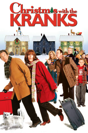 movie poster for Christmas With The Kranks