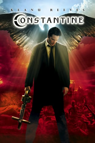 movie poster for Constantine