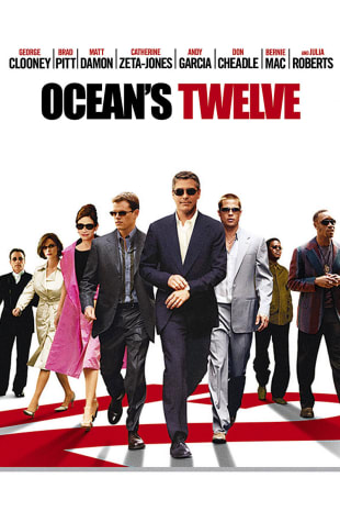 movie poster for Ocean's Twelve