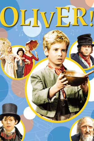 movie poster for Oliver!