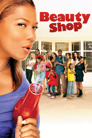 movie poster for Beauty Shop