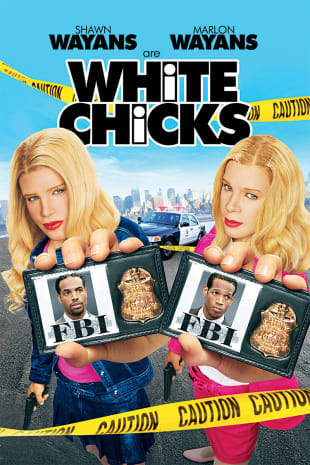 movie poster for White Chicks