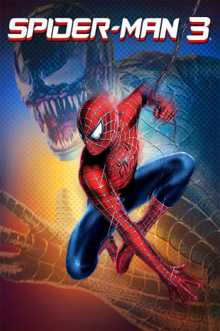 movie poster for Spider-Man 3