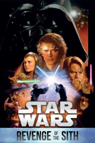 movie poster for Star Wars: Episode III - Revenge Of The Sith
