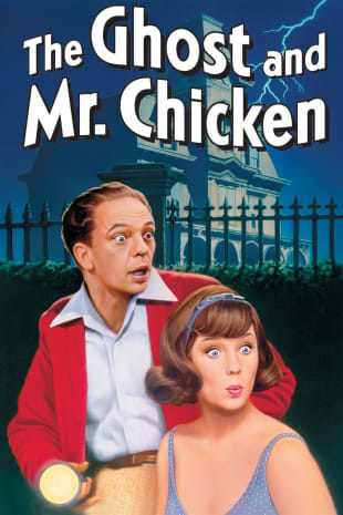 movie poster for The Ghost and Mr. Chicken