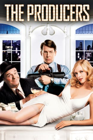 movie poster for The Producers
