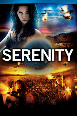 movie poster for Serenity (2005)