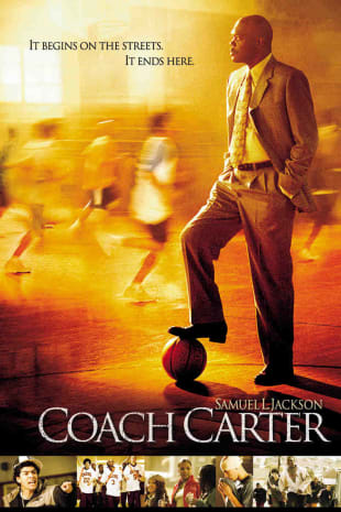 movie poster for Coach Carter