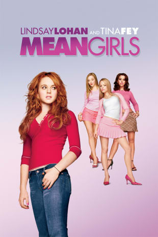 movie poster for Mean Girls