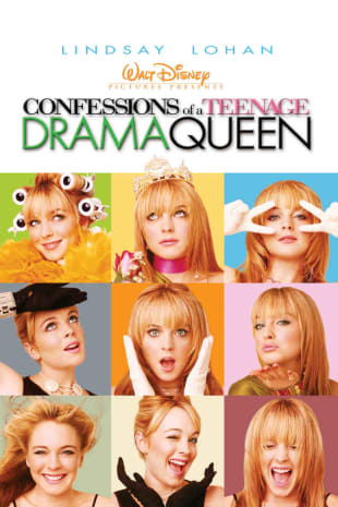 movie poster for Confessions Of A Teenage Drama Queen