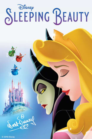movie poster for Sleeping Beauty