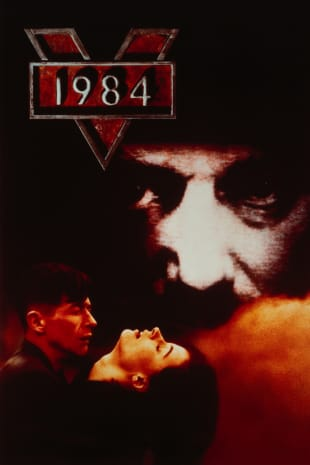 movie poster for 1984