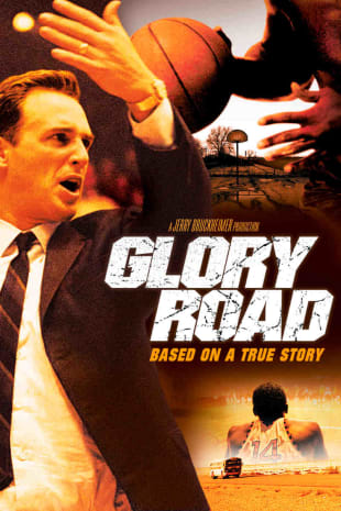 movie poster for Glory Road