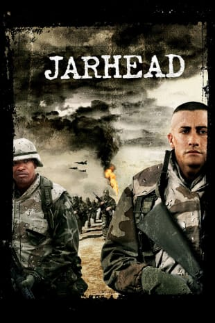 movie poster for Jarhead