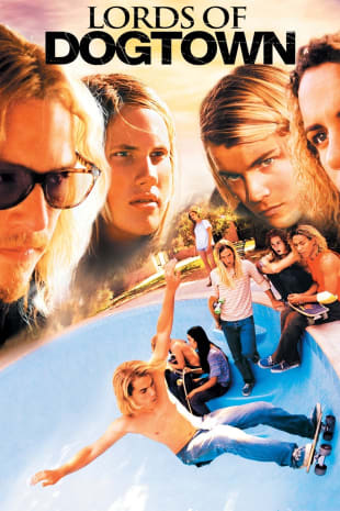 movie poster for Lords Of Dogtown